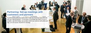 ecp partnering frankfurt