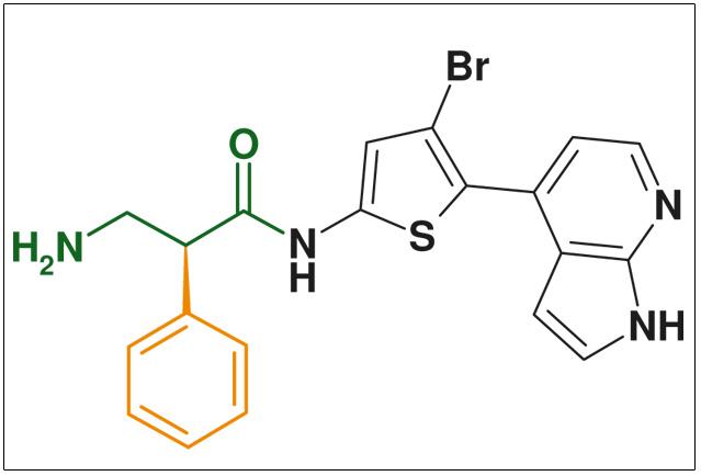 protein kinase B inhibitor (cancer & arthritis) WO 2007 076423 (Glaxo Smithkline)