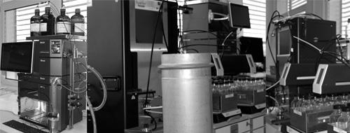 syntheselabor ausstattung chiroblock